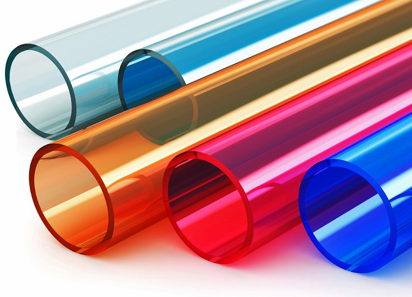 Extruded Plastic Tubing